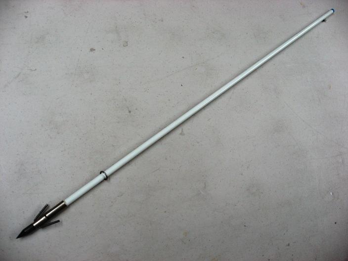 Bowfishing bolt w shure shot point for crossbow stone gear for Crossbow fishing bolts